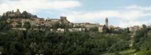 Panoramica di Orsara
