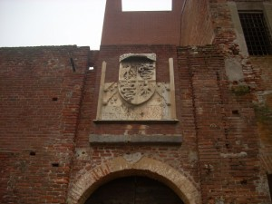 "Le ""armi"" sul portale"