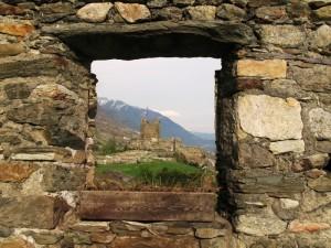 Castello con vista