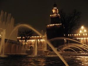 mezzanotte al castello sforzesco