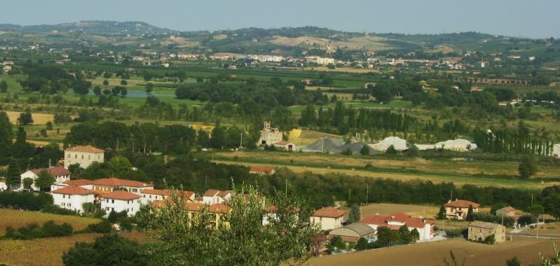 ''Panorama romagnolo'' - Poggio Berni