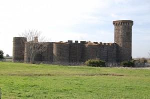 Il castello di Vulci