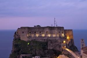 Scilla, il castello