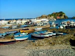 Barche Sul Mare..