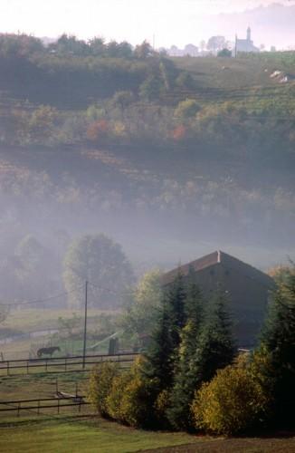 Baldissero Canavese - Le colline di Baldissero