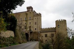Castello Brancaccio la porta d'acesso al paese