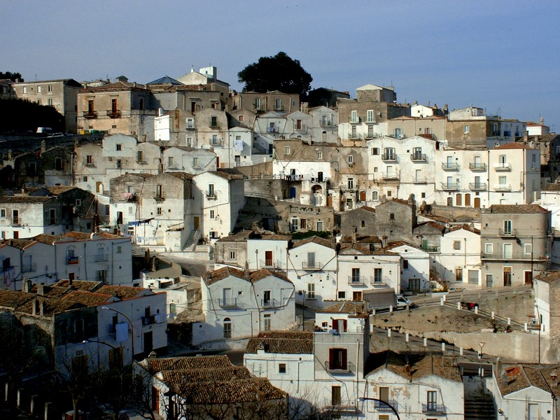 ''Case a schiera'' - Monte Sant'Angelo