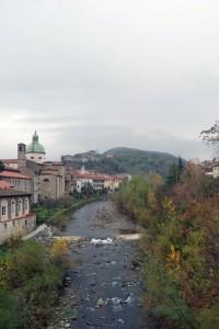 Seguendo il fiume