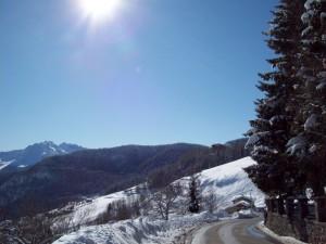pallido sole d'inverno