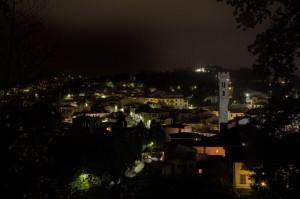 Notturno a Fiesole