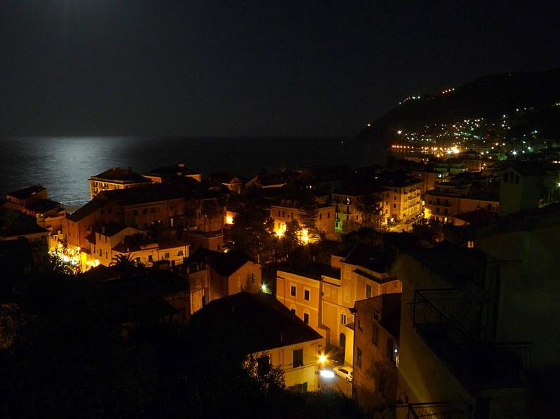 ''Notturno verso capo Mele'' - Laigueglia