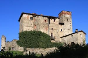Il Castello Maligari a Villar di Bagnolo Piemonte