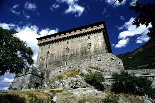 Verrès - L' austero castello