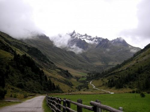 Valle Aurina - valle dei dossi