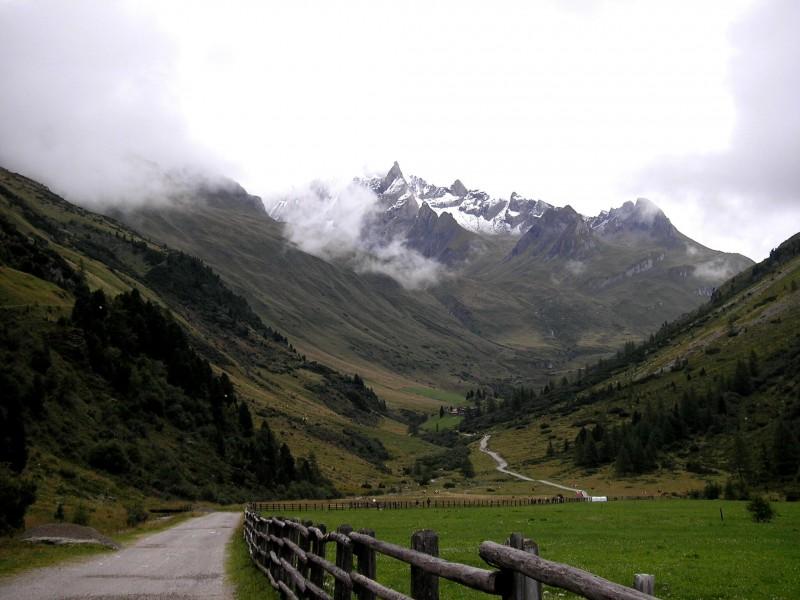 ''valle dei dossi'' - Valle Aurina