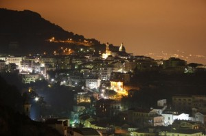 Vietri sul mare by night
