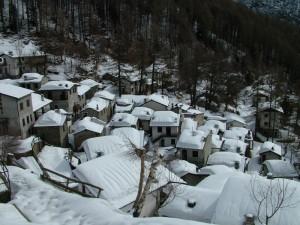 Inverno a Lavadé