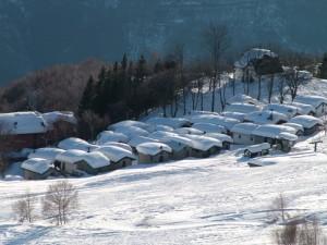 Inverno a Giumello