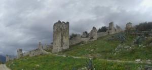 Avella - Ruderi del Castello Longobardo