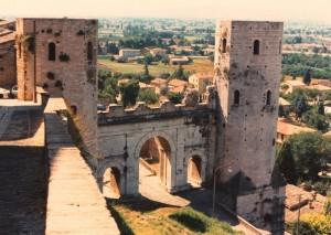 Porta Venere - Spello