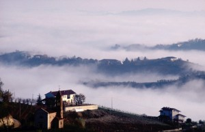 Nebbie sulle colline