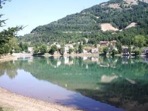 riflessi nel lago