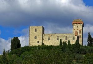 Reggello Torre del Castellano