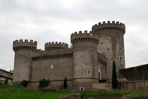 Un meraviglioso castello a Tivoli