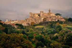 Il tepore di qualche raggio di sole - Castello di Bracciano