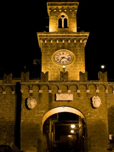 Castel Sant'Elia - Porta Castello