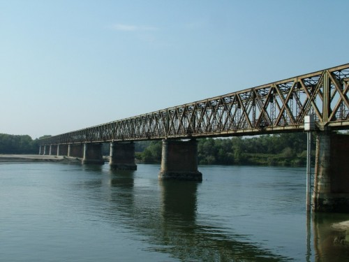 Linarolo - Il Ponte della Becca