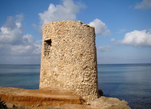 Porto Torres - Profilo della Torre