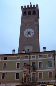 Torre civica - Mercatino di Natale (2)