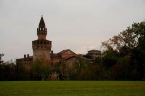 Una giornata uggiosa a Rivalta