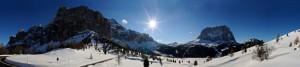 Sali e Scendi sulle Dolomiti
