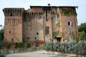 il castello di Casalgrande Alto