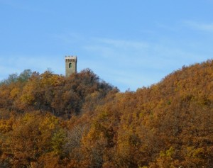 Montecuccolo in autunno