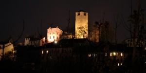 La notte, il Castello