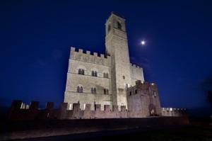 Notturno al castello di Poppi n° 1