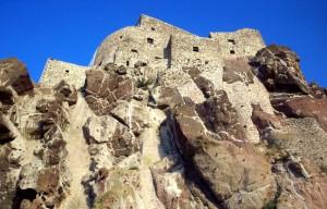Sulla viva roccia