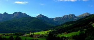 Mi ricordo montagne verdi …