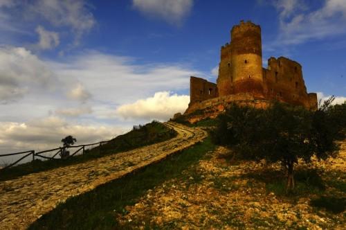 Mazzarino - Un Cannone per Castello