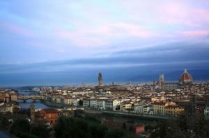 Firenze si risveglia