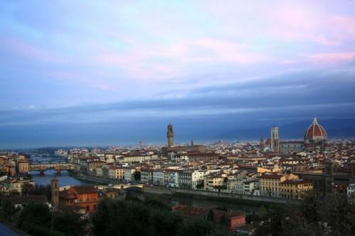 Firenze - Firenze si risveglia