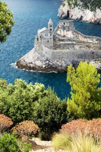 Portovenere - Uno sguardo attraverso il paesaggio naturale