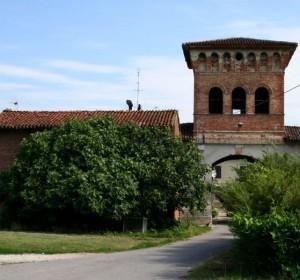Castello in cascina