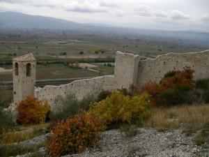 Mura castellane.