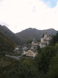 Rimella, frazione centro