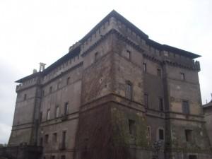 castello Ruspoli a Vignanello