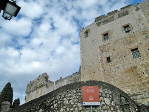 Sermoneta - Il castello Caetani